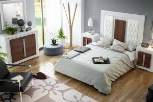 Dormitorio Matrimonio Linar. Dormitorio Matrimonio con Plafones Muebles Díaz