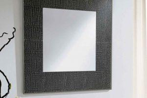 Espejo Cerezal. Espejo Cuadrado Lacado Muebles Díaz