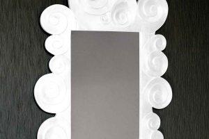 Espejo Rosino. Espejo Formas Lacado Muebles Díaz