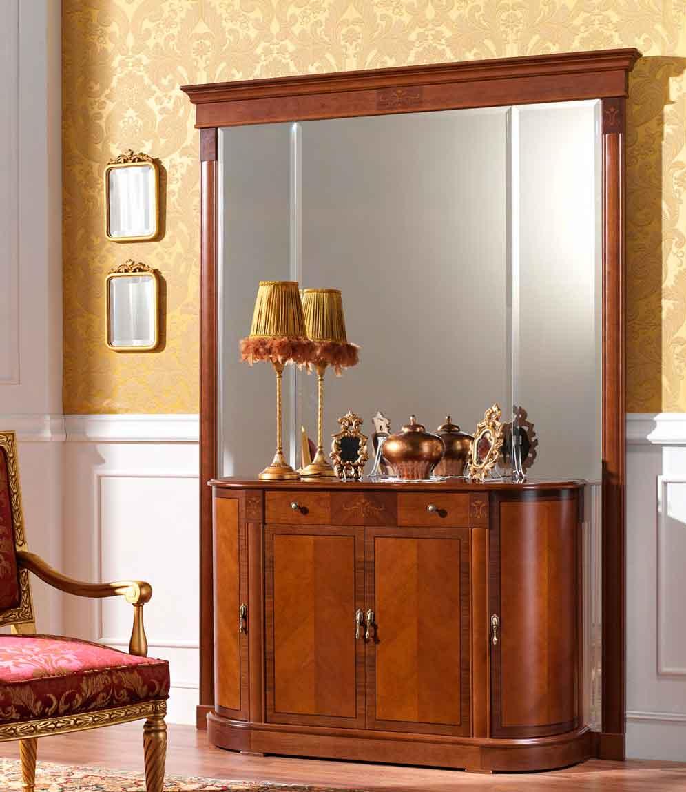 Recibidor cl sico cobre muebles d azmuebles d az - Recibidores clasicos ...