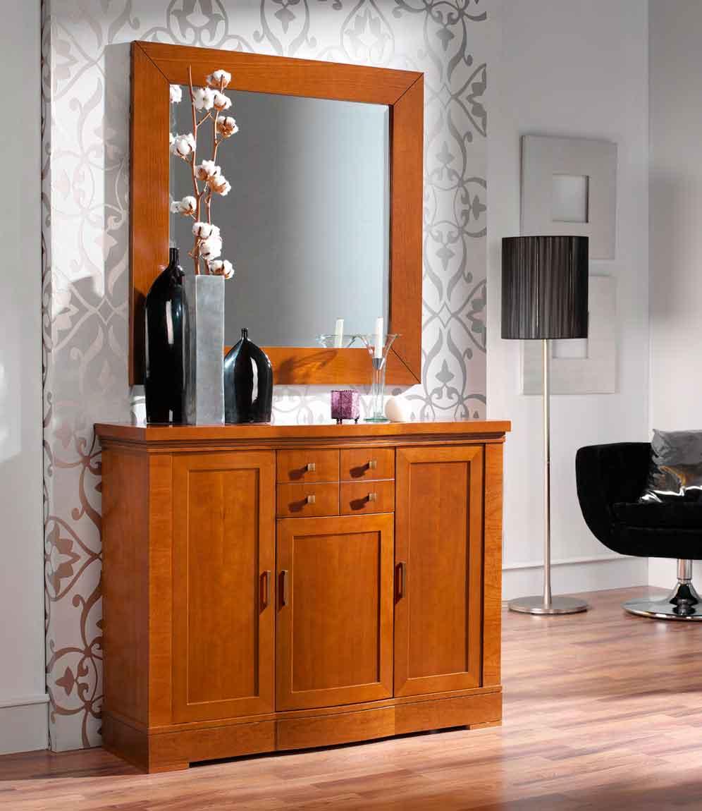 Recibidor cl sico cuarzo muebles d azmuebles d az - Recibidores clasicos ...