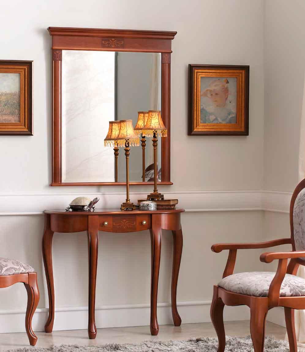 Consola cl sica esta o muebles d azmuebles d az for Consolas decoracion hogar