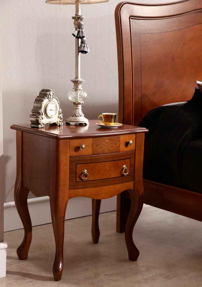 Mesilla carba muebles d azmuebles d az - Mesillas de noche clasicas ...