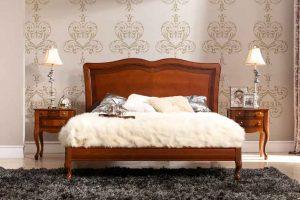 Dormitorio Clásico Franca. Dormitorio Clásico con Bancada Muebles Díaz
