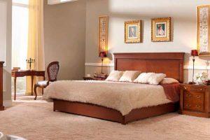 Dormitorio Clásico Morisco. Dormitorio Clásico con abatible Muebles Díaz