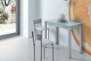 Mesas de cocina en Muebles Díaz. Mas que una mesa.Muebles Díaz