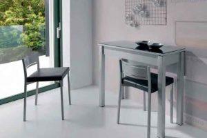 Mesa Cocina Escu. Mesa Extensible de Cocina Muebles Díaz