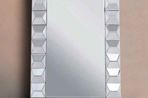Espejo Desma. Espejo Diseño Rectangular. Muebles Díaz