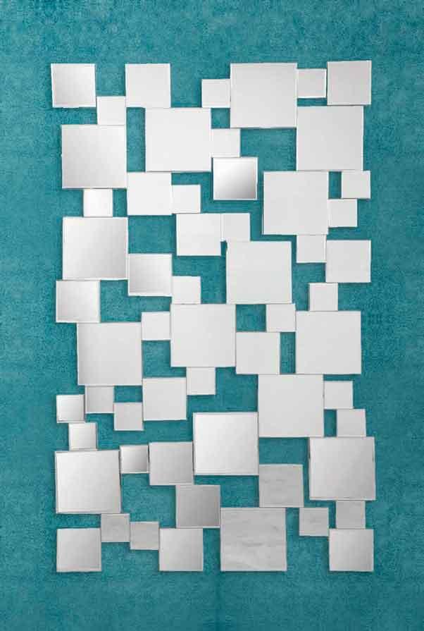 Espejo Milano. Espejo Diseño Formas. Muebles Díaz