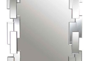Espejo Monsa. Espejo Diseño Forma Rectangular. Muebles Díaz