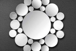 Espejo Armuña. Espejo Diseño Formas. Muebles Díaz