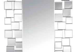 Espejo Moronta. Espejo Diseño Forma Rectangular. Muebles Díaz