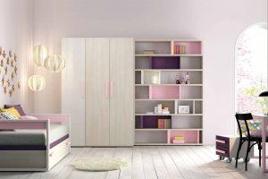 Dormitorio Juvenil Urano. Dormitorio Moderno Juvenil  Muebles Díaz