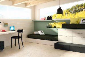 Dormitorio Juvenil Galaxia. Dormitorio Moderno Juvenil  Muebles Díaz