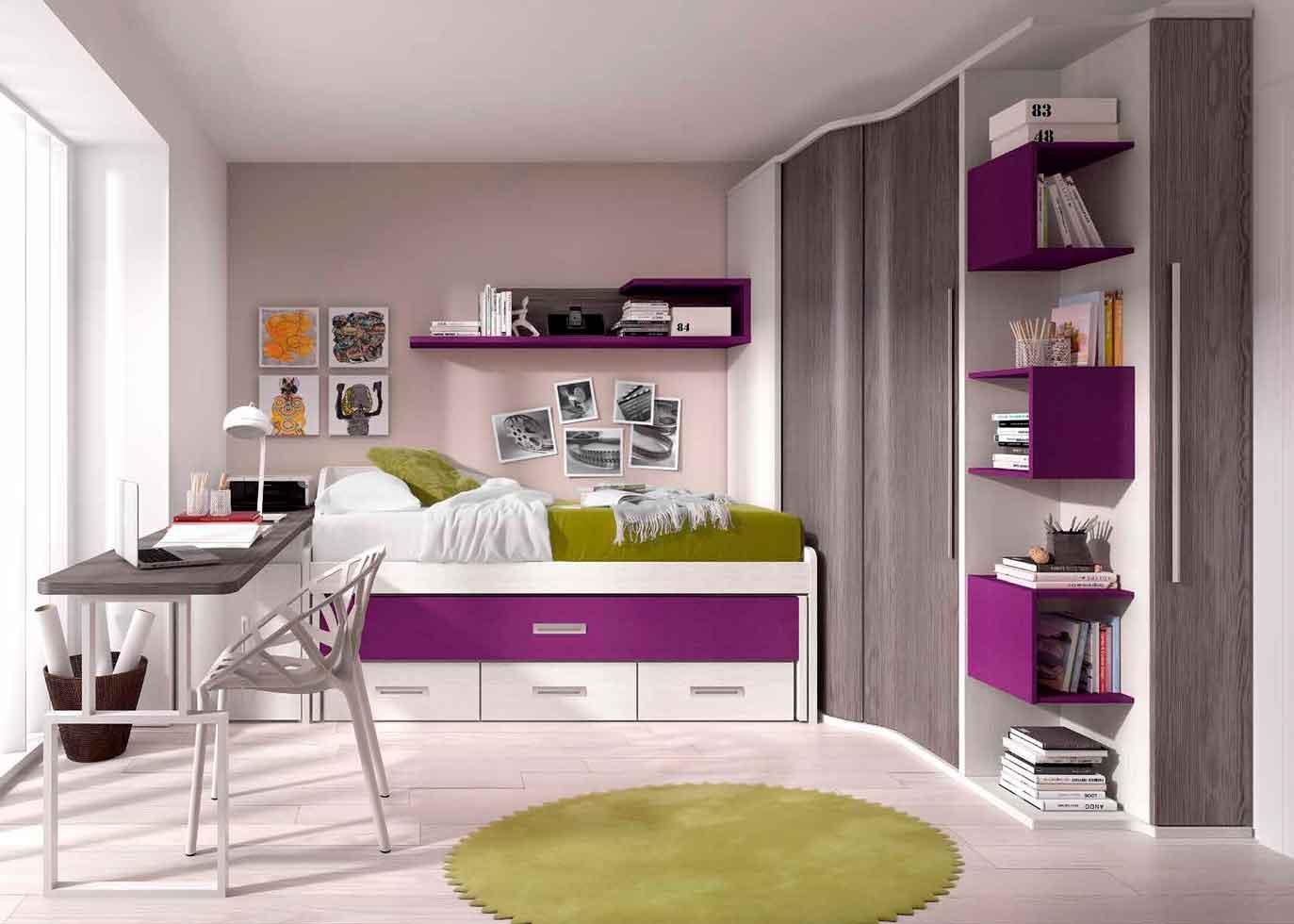 Dormitorio Juvenil Cetus Muebles D Azmuebles D Az # Muebles Nervion