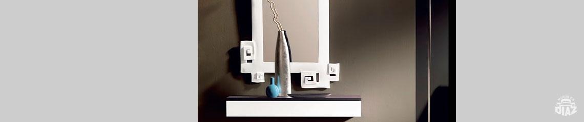 Recibidores modernos moderniza la entrada de tu casa - Entraditas modernas ...
