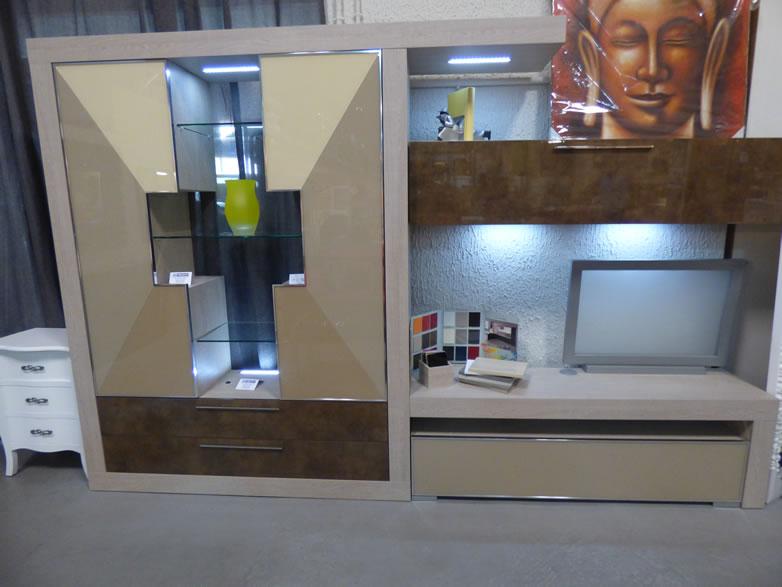 Apilable Oferta. Salón Moderno Oferta Exposición. Muebles Díaz