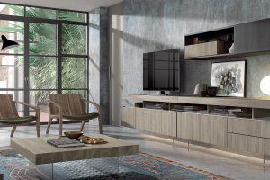 Apilable Moderno Karmel. Salón Moderno Diseño. Muebles Díaz