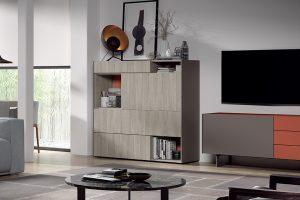 Apilable Moderno Verdi. Salón Moderno Diseño. Muebles Díaz