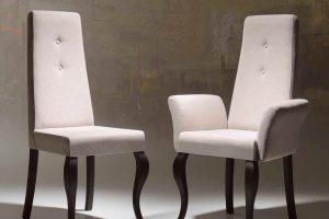 Silla Silla o sillón tapizado. Muebles Díaz