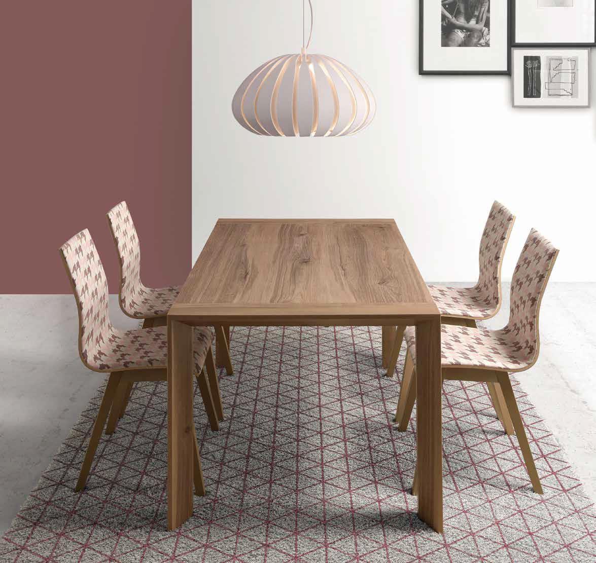 Conjunto Mesa y Sillas Kiero A Conjunto mesa y 4 sillas desde 790 euros. Muebles Díaz