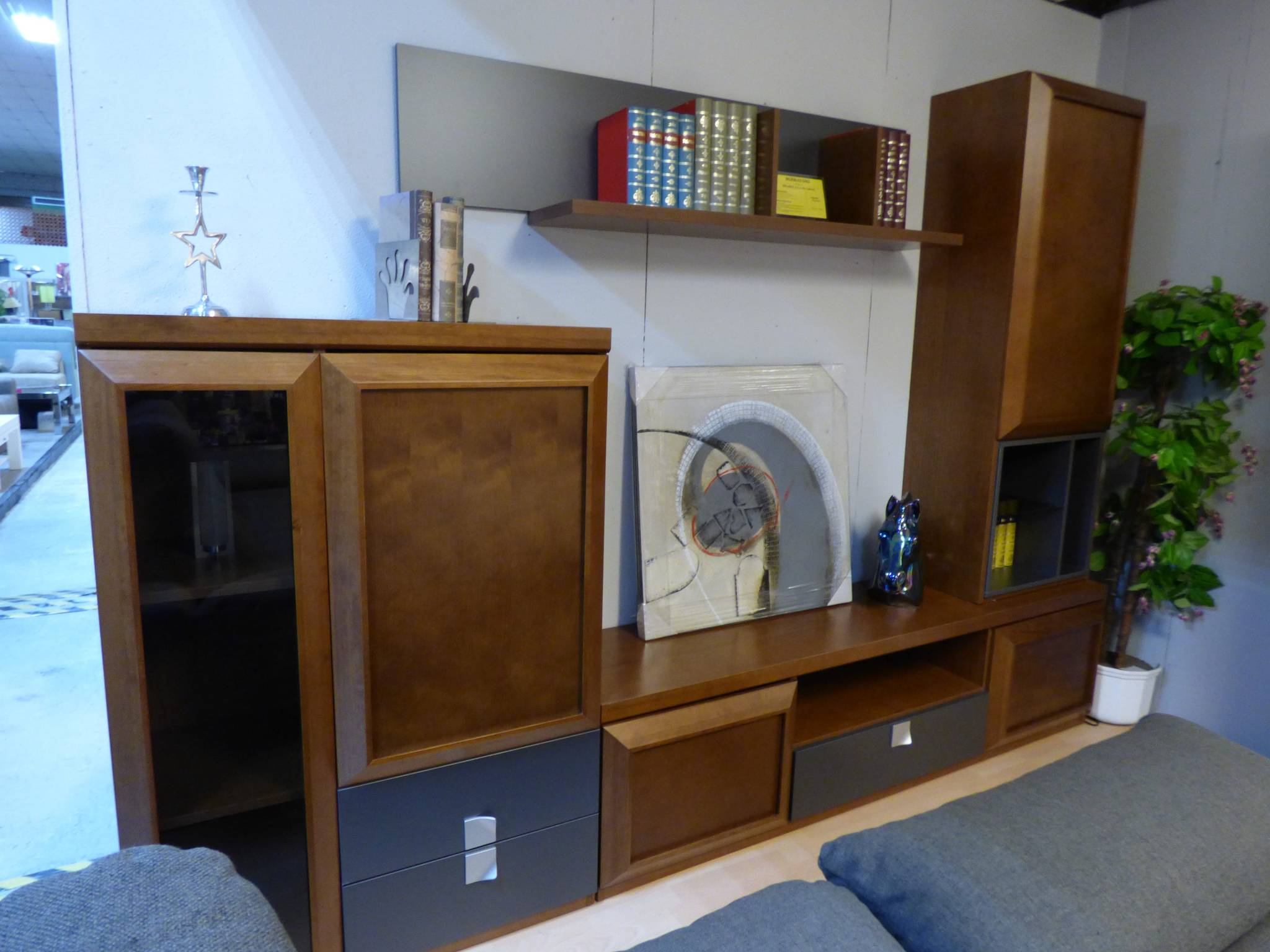 Apilable Chapa Natural Apilable Diseño Nórdico en Chapa Natural.  Muebles Díaz