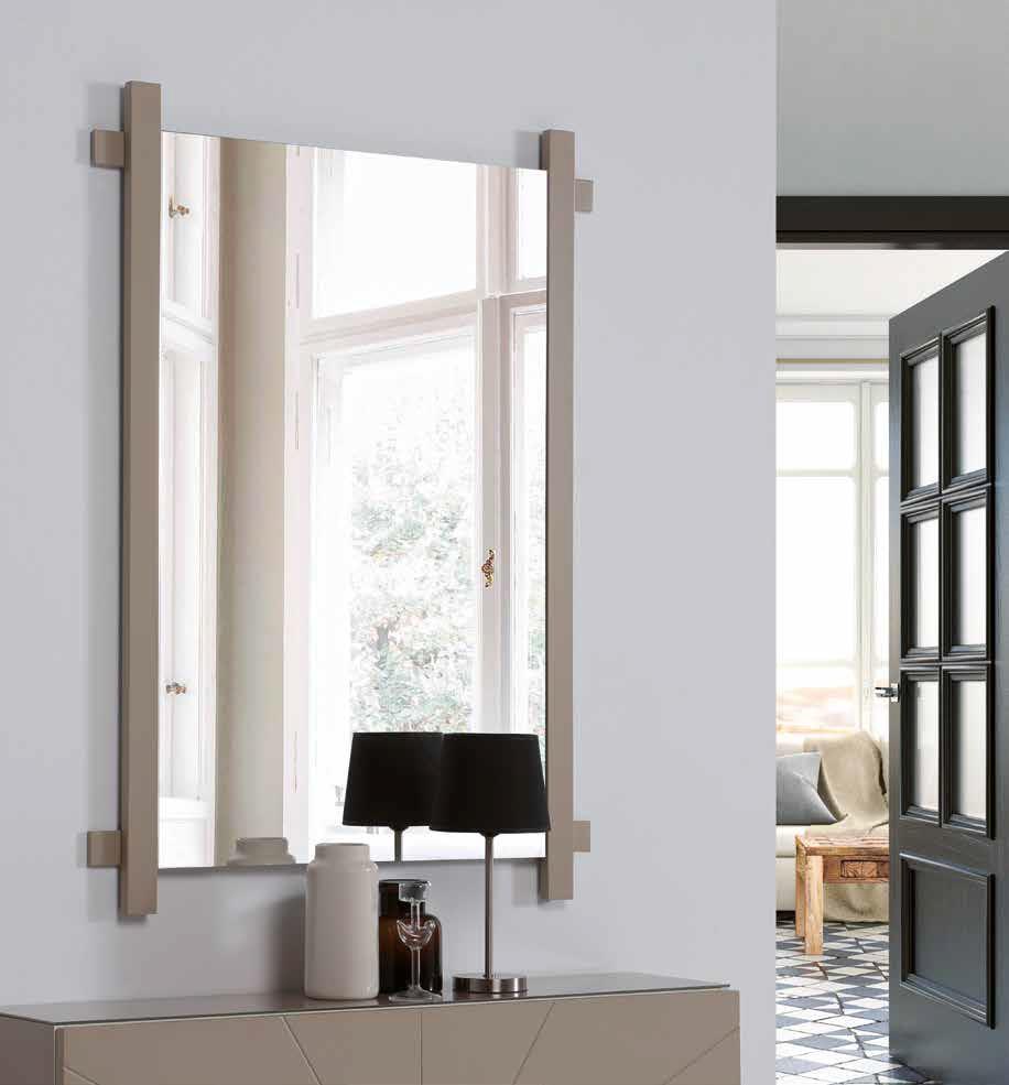 Espejo vestidor espejo dise o recibidor artedis for Muebles diaz