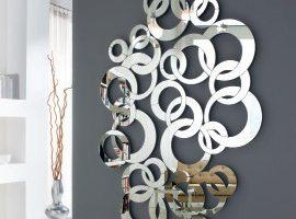 Espejo Moderno Wor. Espejo Diseño. Muebles Díaz