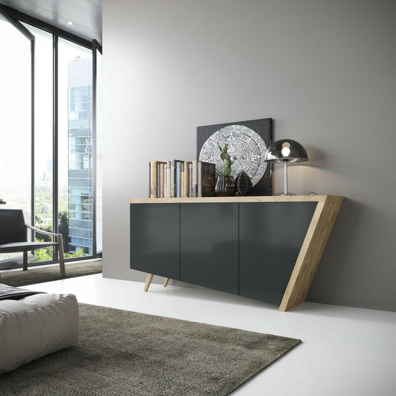 Aparador moderno aman muebles d azmuebles d az - Aparadores de cocina modernos ...