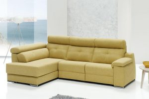 Chaiselongue Novat K Chaiselonge Desplazable Convertible en Tres y Dos . Muebles Díaz