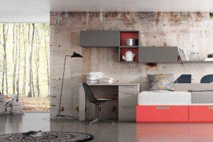 Dormitorio Juvenil Petsa H Dormitorio Juvenil con Cama Nido Cajones Sin Brazos. Muebles Díaz