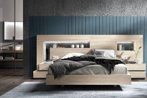 Dormitorio Canadá Dormitorio de matrimonio moderno Muebles Díaz